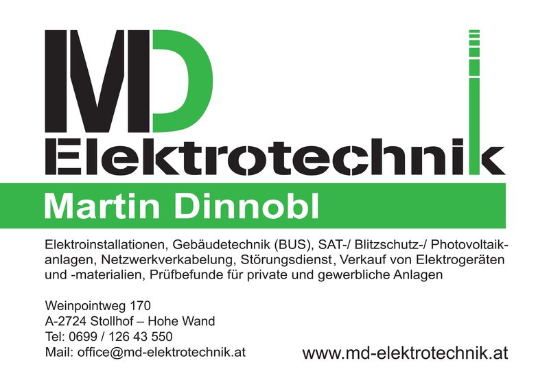 MD Elektrotechnik