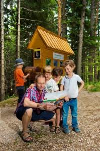 Hohe Wand - Schatzsuche Naturpark