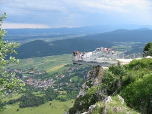 Hohe Wand - Skywalk Maiersdorf