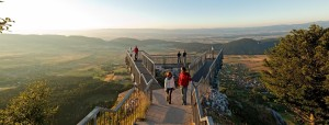 Hohe Wand - Skywalk Panorama