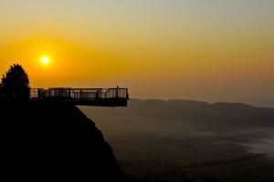 Hohe Wand - Skywalk Sonnenaufgang