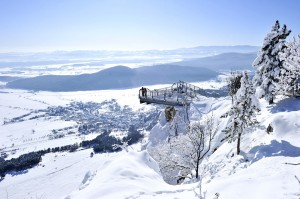 Hohe Wand - Skywalk Winter
