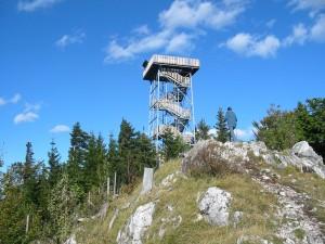 Hohe Wand -  Aussichtsturm
